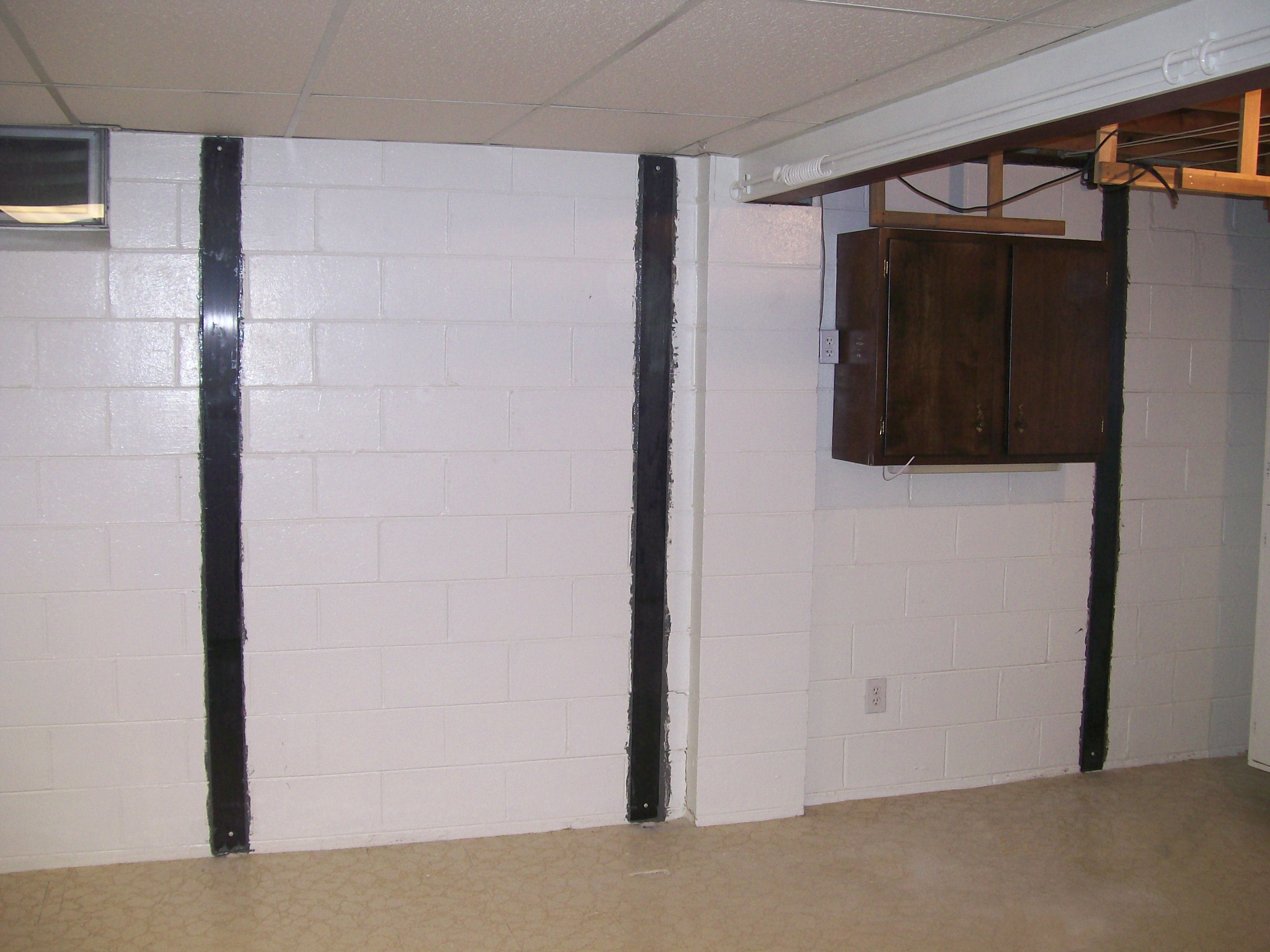... And Bowing Basement Walls. Carbon Fiber 1 Carbon Fiber 2 Carbon Fiber 3