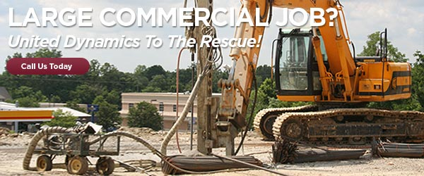 commercial foundation repair and construction services