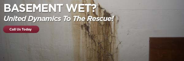 wall cracks can be a cause or a symptom of a wet basement