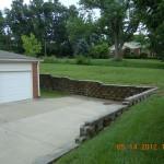 Cedar Property Mgmt. Failing Wall 2